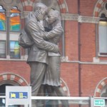 <b>The Meeting Point in St Pancras International</b> <br />
